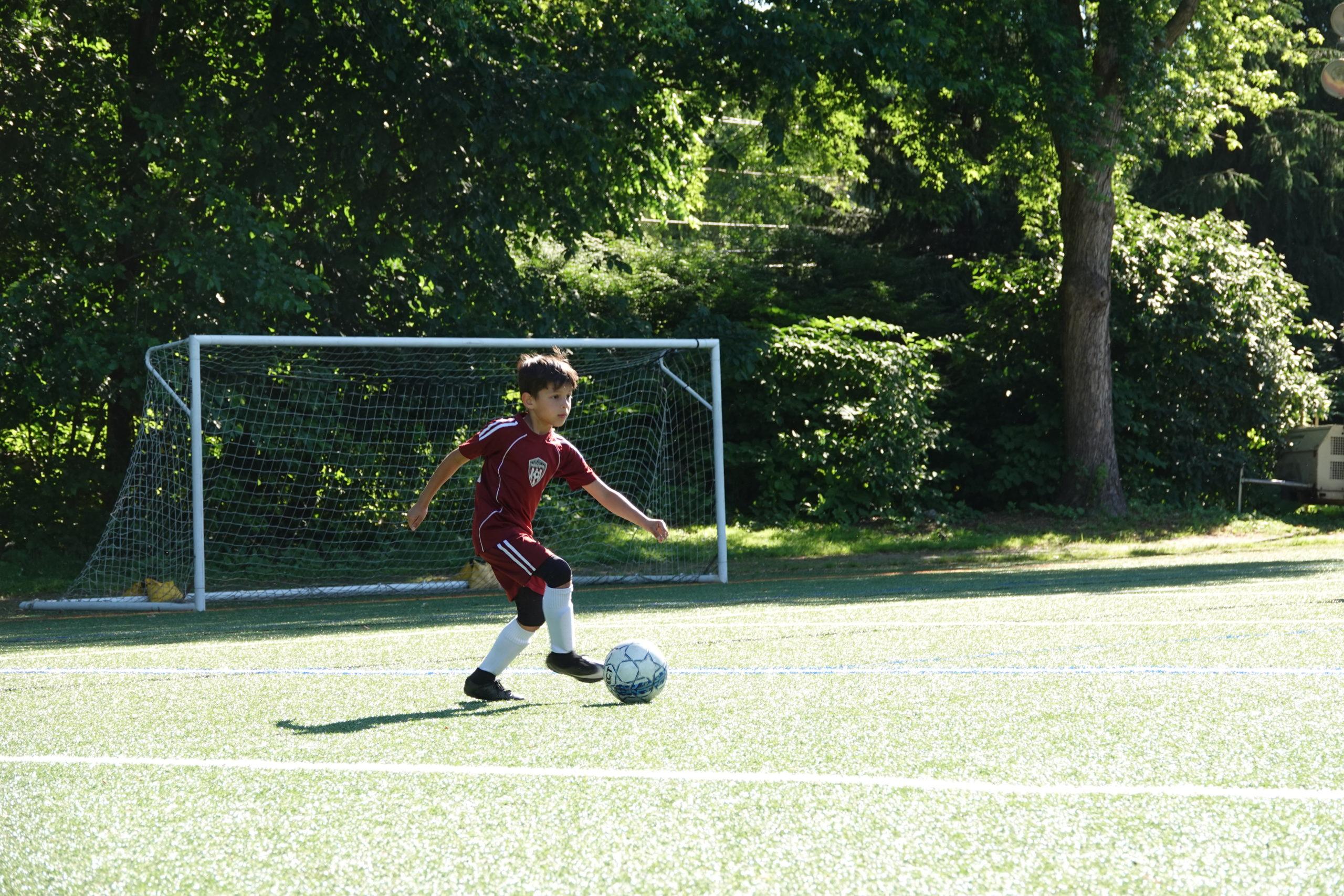 Maroons Soccer Hero