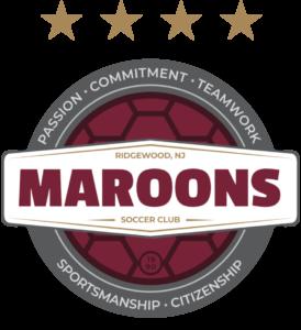Maroons Soccer Club - Ridgewood NJ