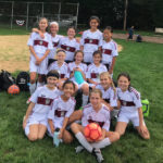 Maroons Girls 2008